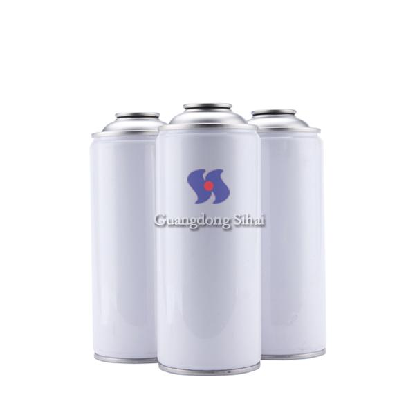 65mm white coating tinplate can