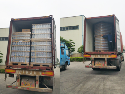 aerosol can pack pallets