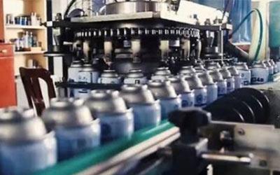 Recycling Steel Packaging: Newland of Aerosol