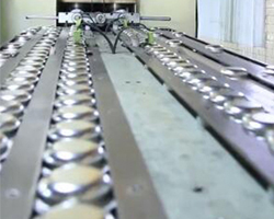 aerosol cone and dome production lines