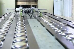 aerosol lids production lines