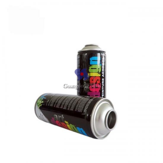 spray paint packing container
