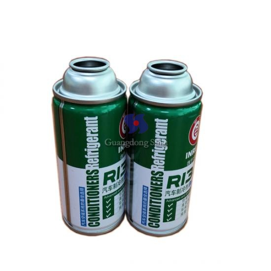 high pressure aerosol tin can