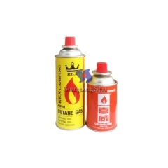Refill Butaane Gas Cartridge