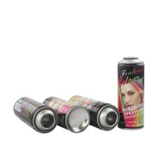 hair spray aerosol can