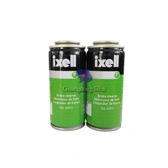 Automatic Aerosol Tin Can