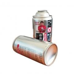 China OEM Empty Aerosol Tin Can/ Empty Metal Tinplate Can/ Empty Spray  Tin Can Manufacturer