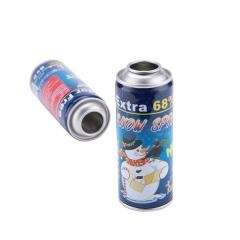 Snow Spray Tin Can